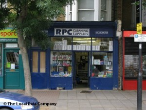RPC Cleaning Shop London