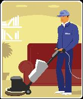 Carpet Cleaning Service from RPC Cleaning Services