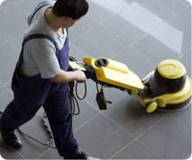 RPC Hard Floor Cleaning Services